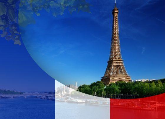 Francja - wieża Eiffla