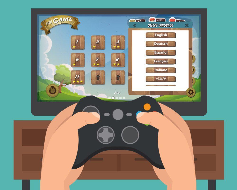 Tłumaczenie gry komputerowej Lokalizacja gier komputerowych Tłumaczenie gier komputerowych Lokalizacja gry komputerowej