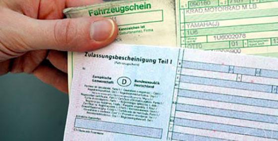 tłumaczenie dowodu rejestracyjnego niemieckiego cena