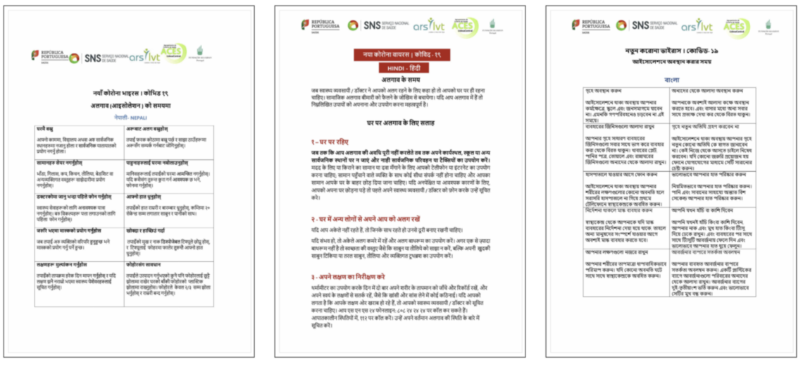 Tłumacze pomagą w walce z koronawirusem