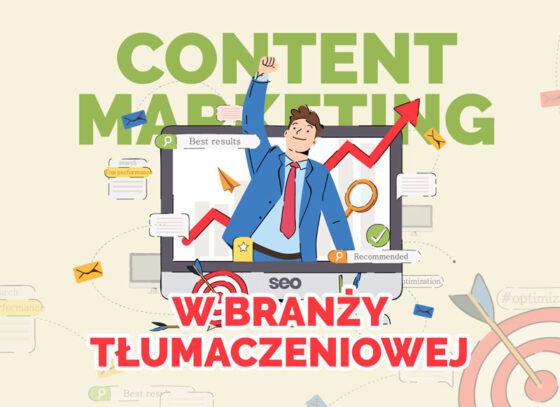 Content marketing, SEO, lokalizacja, copywriting, content writer