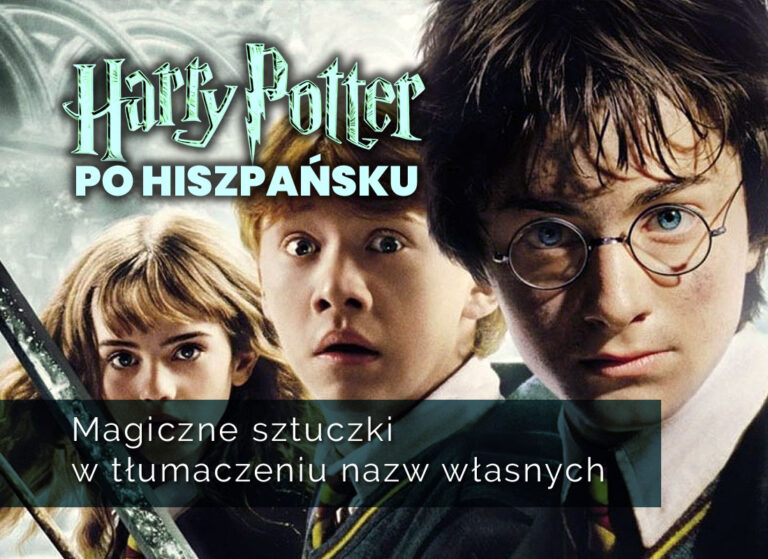 harry potter po hiszpansku