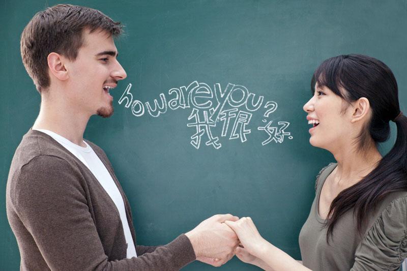 rozmowa w jezyku chinskim