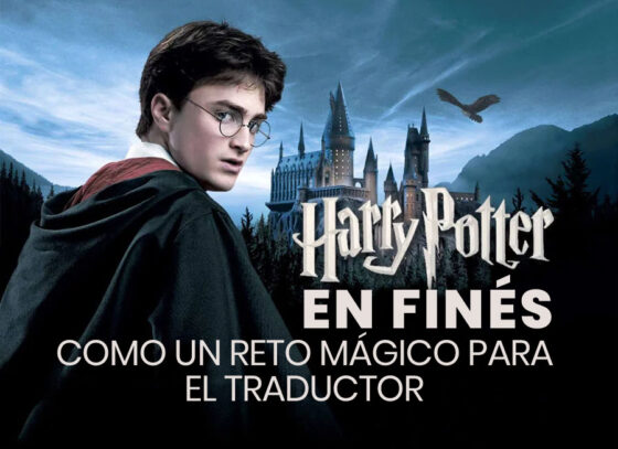 harry potter en fines