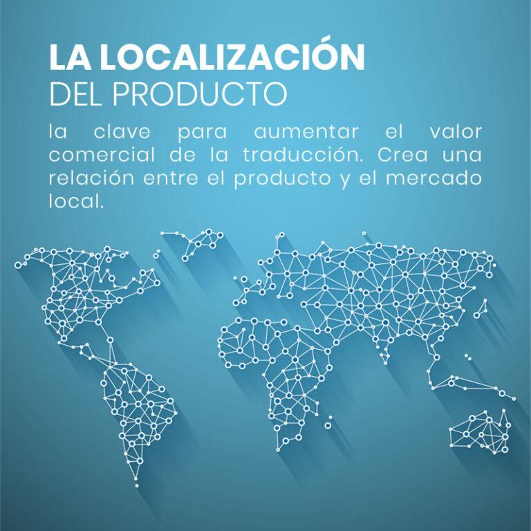la localizacion del producto localizacion de marca localizacion de servicios