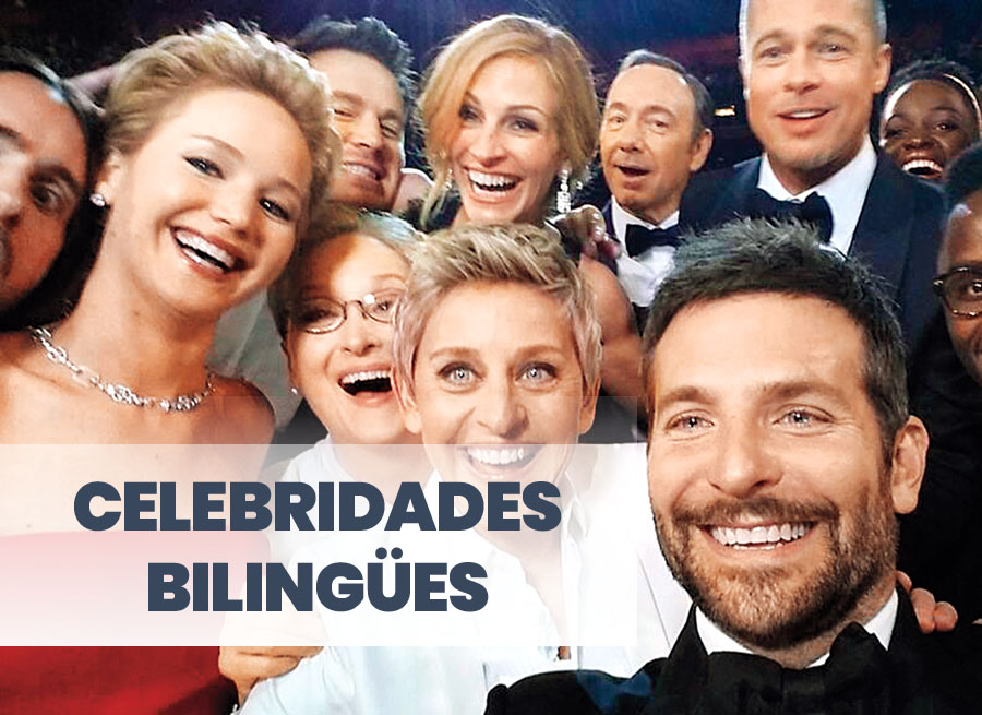Celebridades Bilingues